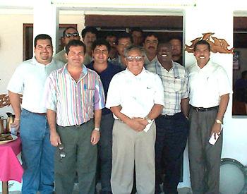 First Mayor's Association meeting of 1999 held in San Pedro