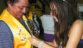 Queen Ivy pins Rigo Kumul. (Photo 6 of 9 photo(s)).