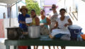 fundraising BBQ with Patty Arceo (far left) and friends (Photo 53 of 69 photo(s)).