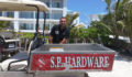 We ran into Ammar from SP Hardware while delivering at Reef Village. (Photo 21 of 69 photo(s)).