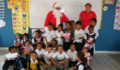 San Pedro Town Council give gifts to the kids of San Pedro (14) (Photo 13 of 19 photo(s)).