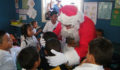 San Pedro Town Council give gifts to the kids of San Pedro (6) (Photo 16 of 19 photo(s)).