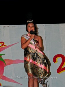 Miss Carnaval 2012-2013, Miss Miriam Rodriguez