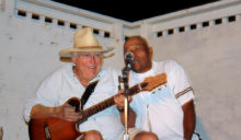 Jerry Jeff Walker at Camp Belize 2012