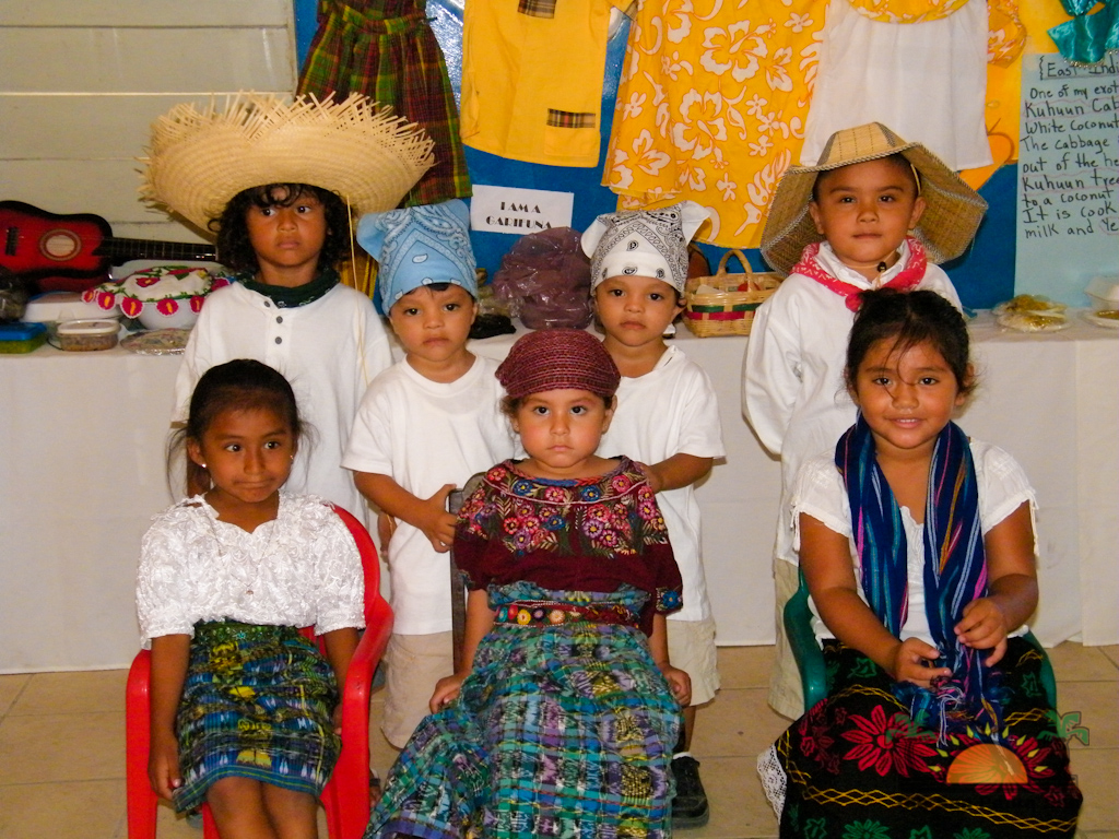 Cultural Day Celebrated At Various Pre Schools On The