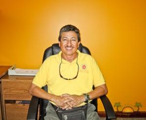 "San Pedro Mayor Daniel ""Danny"" Guerrero"