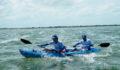 2012 Lagoon Reef Eco-Challenge Kayak Race 43 (Photo 144 of 186 photo(s)).