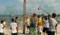 Duell um die Welt German Film Crew in San Pedro 100 (Photo 100 of 114 photo(s)).