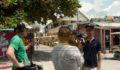 Duell um die Welt German Film Crew in San Pedro 14 (Photo 14 of 114 photo(s)).