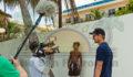 Duell um die Welt German Film Crew in San Pedro 60 (Photo 60 of 114 photo(s)).