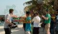 Duell um die Welt German Film Crew in San Pedro 93 (Photo 93 of 114 photo(s)).