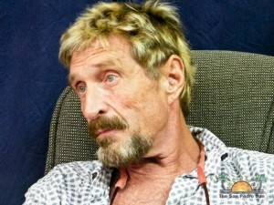 John McAfee wants and apology 3