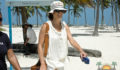 Kate Walsh and Ocean in Belize 15 (Photo 6 of 18 photo(s)).