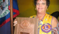 Mel Spain San Pedro Lions Club President 12 (Photo 1 of 12 photo(s)).