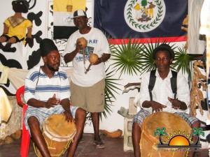 Black and White Garifuna Cultural Bar-8