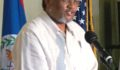 Remarks by Minister of National Security, Hon. Saldivar (Photo 4 of 5 photo(s)).