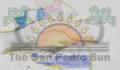 Second place poster by Nestor Castillo, Age 12 of Isla Bonita School (Photo 1 of 8 photo(s)).