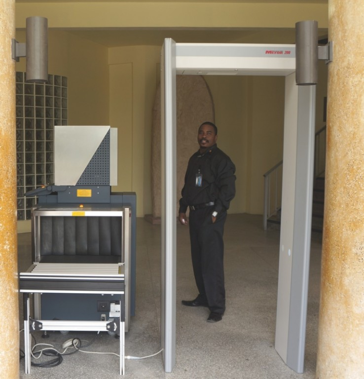 Ministry Of National Security Gets 150K Equipment Donation