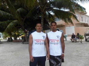 08 Volleyball Belize Team 1