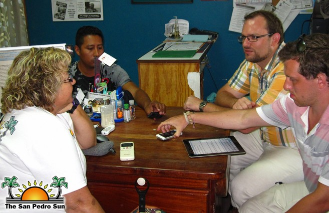 Norwegian-Students-Research-Oil-in-Belize