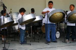Steel Pan Kids