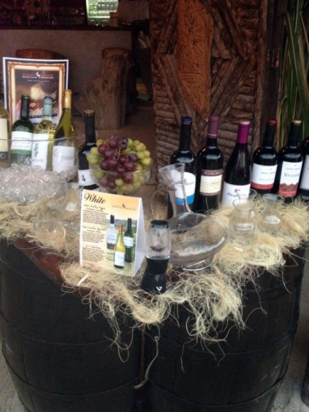 Kama - Soiree - Wine Display 2