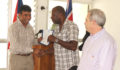 Participant receives Certificate (Photo 5 of 7 photo(s)).