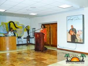 Women's Art Exhibit Launched-1