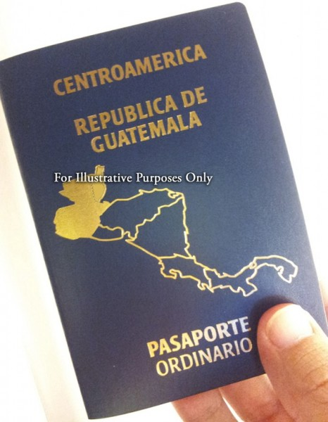 Guatemala-Passport