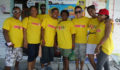 NAC CCM Island Committee at Caye Caulker Water Taxi (Photo 4 of 10 photo(s)).