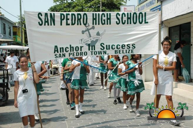 Softball Champions Parade SPHS-1