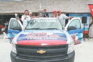 Belize Wins Car - Cuarto Poder