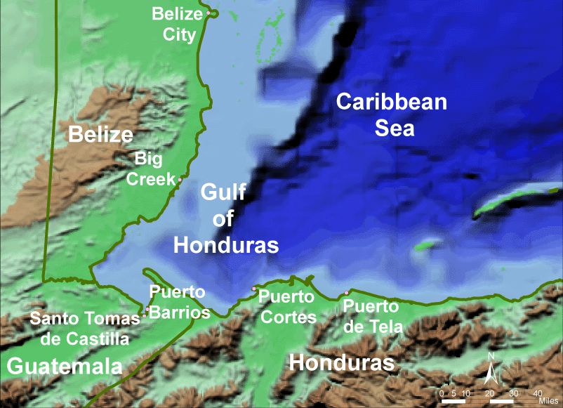 Monitoring Unit of Gulf of Honduras Project to reactivate ...