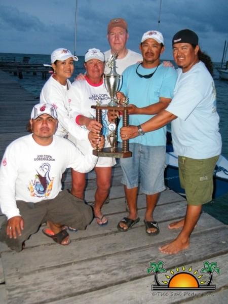Mahahual Fishing Tournament SPSun-2