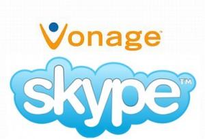 Vonage-Skype