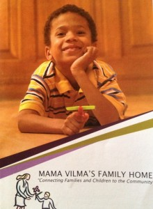 Mama Vilma Home - Child
