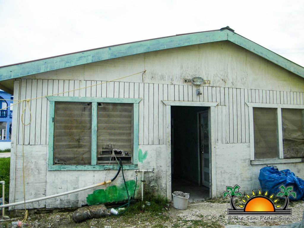 Police Barracks Torn Down-7