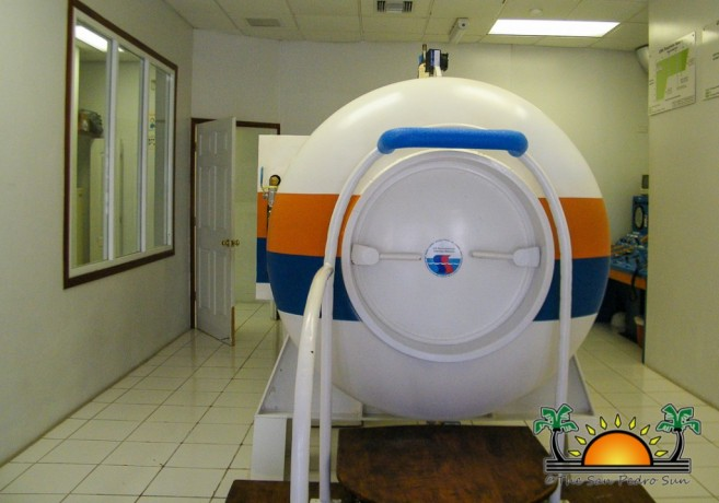 SSS Hyperbaric Chamber-1