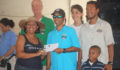 Shepherd gives 2nd & 3rd Prizes to Splash Dive Shop (Photo 1 of 2 photo(s)).