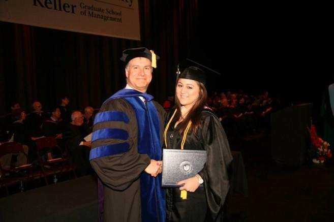 29 Emily Verde Graduates