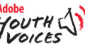 Adobe Youth Voices logo (Photo 4 of 4 photo(s)).