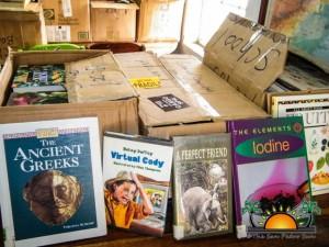 San Pedro Library Book Donation-7