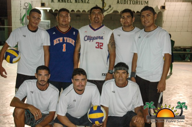 Interoffice Volleyball Tournament Week 2-1