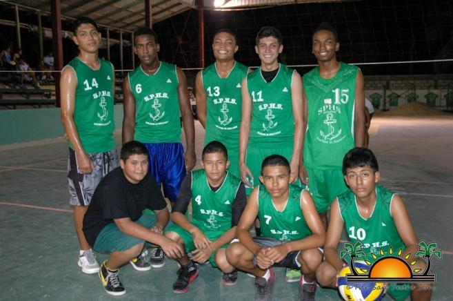 Interoffice Volleyball Tournament Week 2-2