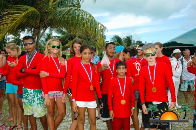Sailing Regatta St George's Caye-20