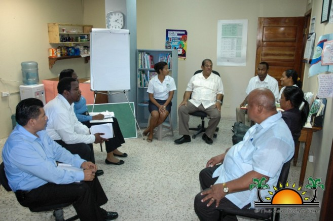 Public Service Minister Visits-1