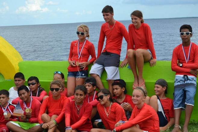 San-Pedro-Junior-Win-Corozal-Sailing-Regatta-2