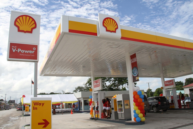 Grand Re-Opening of Shell One Stop Orange Walk Service Station - The