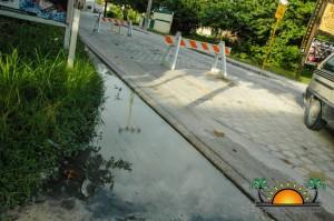 Broken Water-Sewer Line Escalante-3