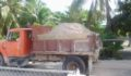 49 Caye Caulker residents upset over sand and road (3) (Photo 1 of 4 photo(s)).